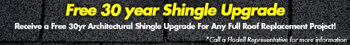 Flo-Dell Exterior Restoration Exterior Shingle Special